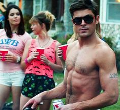 """Who knew bad neighbors could make a good movie? Check out our film review of """"Neighbors"""" with #ZacEfron."""