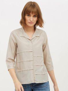 Smart Casual Skirt, Collar Shirts, Collars, Types Of Sleeves, Sleeve Types, Bridesmaid Skirts, Handmade Skirts, Boho Skirts, Beautiful Blouses