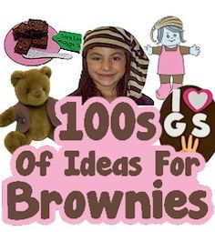 Hundreds of crafts, tips, helps, activities, free printables, discount supplies and more from MakingFriends.com #Brownie Girl Scout