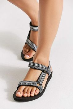 Hook & Loop Strap 5 Colours Teva Mens Original Universal Sandals Summer Shoes