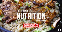 Beginner's Nutrition Plan Guide: How To Eat?