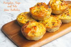 Makes12 mini frittatas Even when I was a kid, nothing made me feel more content than a full pantry or a full fridge. Maybe it's because I have a doomsday mentality, maybe it's because …