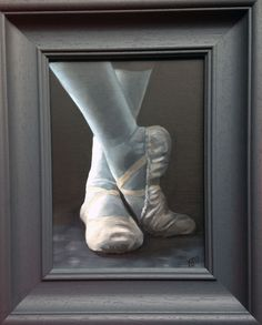 Resbite, #ballet  Shoes #maledancer #MaleDancer, Framed, UK #artist , #artwork  #Realism