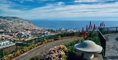 Pico dos Barcelos - Fique a conhecer os tesouros da Madeira em: www.asenhoradomonte.com