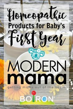 Products For Baby's First Year | Homeopathic Products For Baby | Boiron | ModernMama.com