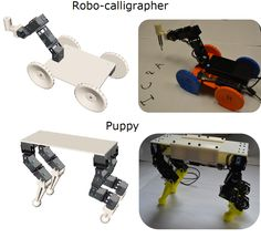 3D Printing: Carnegie Mellon researchers develop interactive platform for build-your-own 3D printed robots - https://3dprintingindustry.com/news/carnegie-mellon-researchers-develop-interactive-platform-build-3d-printed-robots-114803/?utm_source=Pinterest