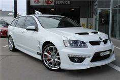 2010 Holden Special Vehicles Clubsport R8 Tourer Manual
