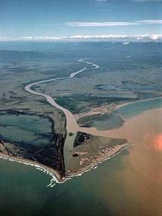 Delta de l'Ebre | Paisajes para el cole: Los ríos (Catalunya - Catalonia)                                                                                                                                                     Más
