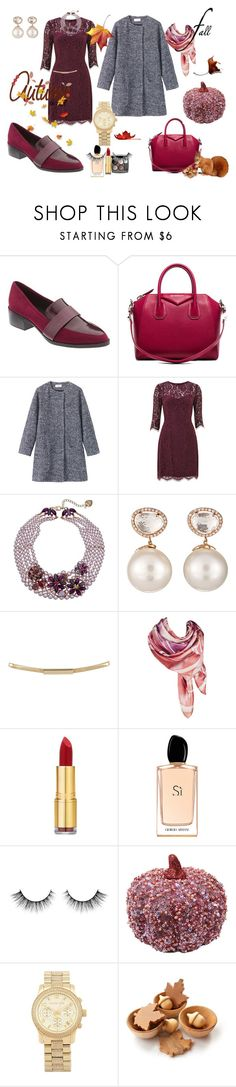"""""""Classy with an edge"""" by aniri310 on Polyvore featuring Old Navy, Givenchy, Toast, Temperley London, Betsey Johnson, Samira 13, Topshop, Chanel, Isaac Mizrahi and Giorgio Armani"""