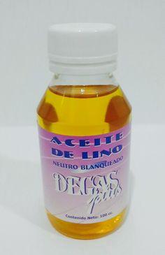 Aceite de lino #degasplus