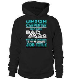 Union Carpenter - Badass Miracle Worker