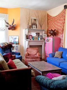 More set design ideas — Pink Palace in Austin, TX