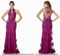vestido formatura