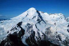 Iliamna Volcano Alaska