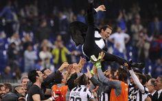 JUVENTUS ANCORA CAMPIONE,GRANDE ALLEGRI #juventus #campione #seriea #italia #calcio