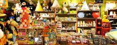 Betty Wood speelgoedwinkel toy store, Mechelen, Belgium