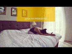 Joga na ráno v posteli | 5 minút - YouTube