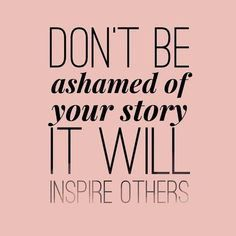 Your small business' humble beginnings are just as important to your business's present and future story, no matter how hard and unpretty the beginnings were #storytelling #wordsofwisdom