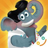 Jogo Circusdieren, nieuwe app voor peuters en kleuters