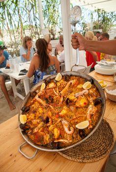 Restaurante Juan y Andrea, Formentera