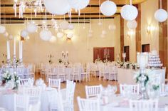 Coral Watercolour Stellenrust Estate Wedding by Moira West {Carla & Jeremy} Coral Watercolor, Watercolour, Ceiling Treatments, Centerpieces, Table Decorations, Tablescapes, Real Weddings, Wedding Reception, Bride