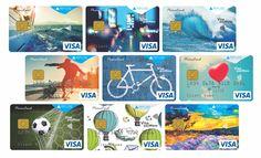 Похожее изображение Id Card Design, Credit Card Design, Atm Card, Visa Gift Card, Plastic Card, Swatch, Graphic Design, Thyroid, Credit Cards