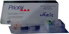 Priorix Vaccine from GSK - for combatting Measles, Mumps, and Rubella.  #priorix #GSK #yehaapkisehathai #vaccination #mmr #measles #rubella #mumps #sehatpk