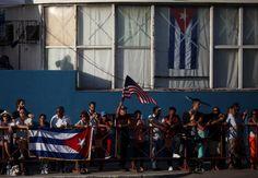 Stars & Stripes return to Cuba