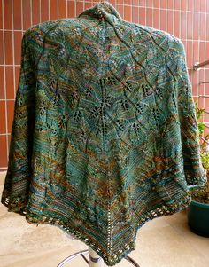 Ravelry: Into the Forest pattern by Marisa Wilfong