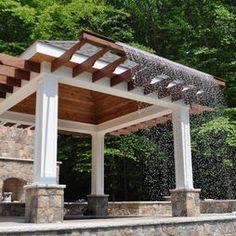 concrete+patio+hot+tub | patios - concrete, wood, paver | patio ... - Patio Columns Design