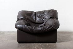 Leather Leolux Lounge Chair