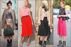 Short Dress With Socks Ankle Boots Clothspirations