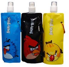 Angry Bird Water Bottles