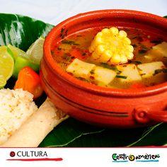 ¿Ya probaste las comidas tipicas de cada región Centroamericana?...