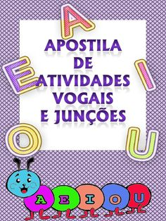 Issuu is a digital publishing platform that makes it simple to publish magazines, catalogs, newspapers, books, and more online. Easily share your publications and get them in front of Issuu's millions of monthly readers. Title: Apostila de atividades vogais e junções pdf, Author: KATIA NONATO DE MELO, Name: Apostila de atividades vogais e junções pdf, Length: 124 pages, Page: 1, Published: 2015-07-23 Portuguese Lessons, Apraxia, Different Holidays, Sistema Solar, Gisele, Learn To Read, Pre School, Curriculum, Classroom