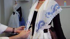 Col·locació del mocador de pit - CAP 6 Col·locació solt