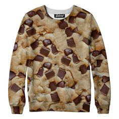 Chocolate Chip Cookies Sweatshirt // Beloved Shirts!!!!!!!!!!!!!!!!!!!!!!!!!!!!!!!!!!!!!!!!!!!!!!!!!!!!!!!!!!!!!