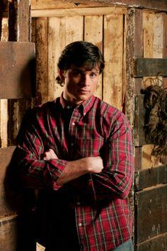 Tom Welling (Clark Kent) in 'Smallville' 2004