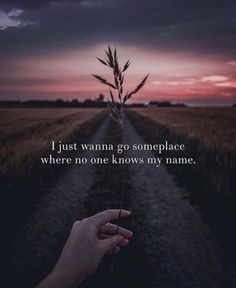 BEST LIFE QUOTES    I just wanna go someplace.. —via https://ift.tt/2eY7hg4