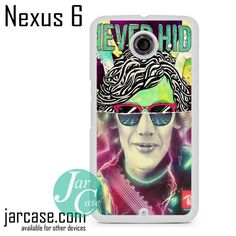 Ray Ban never hide poster Phone case for Nexus 4/5/6