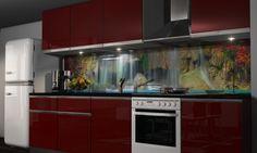 Klebefolie Küchenrückwand Möbel & Wohnen Kuechenrueckwand Folien 319020