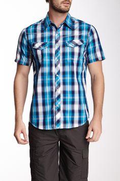 Micros   Micros Novio Shirt   Nordstrom Rack ($14.99) November Pictures, Nordstrom Rack, Button Down Shirt, Men Casual, Mens Tops, Shirts, Fashion, Moda, Dress Shirt