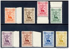 Stamps > Europe > Italy > 12. Colonies and territories > General issues - Delcampe.net