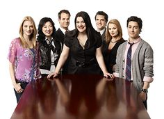 Drop Dead Diva, the acting on this show is sub-par but I love it anyways.