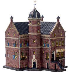 Dickensville Elfsteden Series - Franeker 'Martenastins stadskasteel'