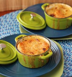 Lobster Pot Pie with Homemade Puff Pastry on MyRecipeMagic.com