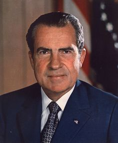 "Richard Nixon launched the war on drugs, which would shortly morph into the modern day ""tough on crime"" phenomenon. Ironically, Nixon wasn't tough on crime when it came to his own mishaps: https://nationalcdp.org/tough-on-crime/"