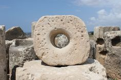 Ancient Greek Grinding Stone