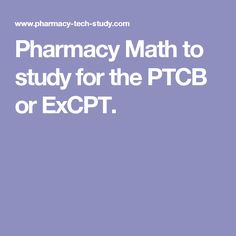 Best Pharmacy Tech Study Guides | PTCB Practice Test