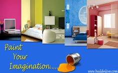 Paint your Imagination on Wall